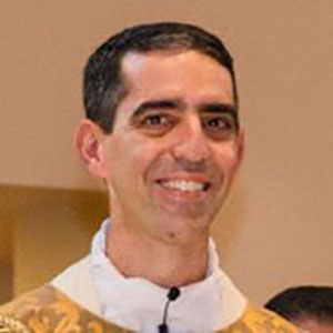 Fr. Matthew Hawkins